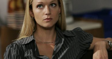 a j cook 1 1 390x205 - A.J. Cook Biography - life Story, Career, Awards, Age, Height