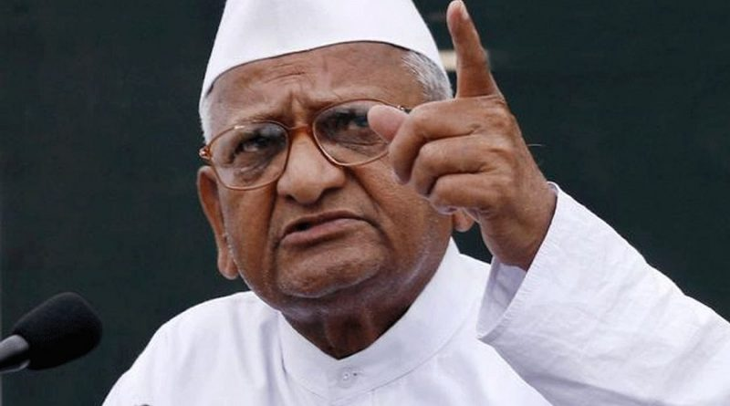 anna hazare 2 800x445 - Anna Hazare Biography - life Story, Career, Awards, Age, Height
