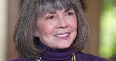 anne rice 2 390x205 - Anne Rice Biography - life Story, Career, Awards, Age, Height