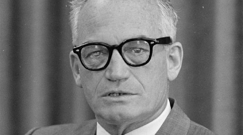 barry morris goldwater 3 800x445 - Barry Morris Goldwater Biography - life Story, Career, Awards, Age, Height