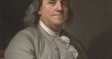 benjamin franklin 2 1 390x205 - Benjamin Franklin Biography - life Story, Career, Awards, Age, Height