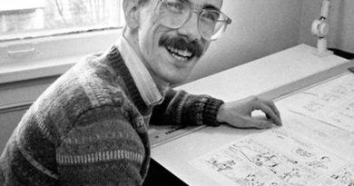 bill watterson 1 390x205 - Bill Watterson Biography - life Story, Career, Awards, Age, Height