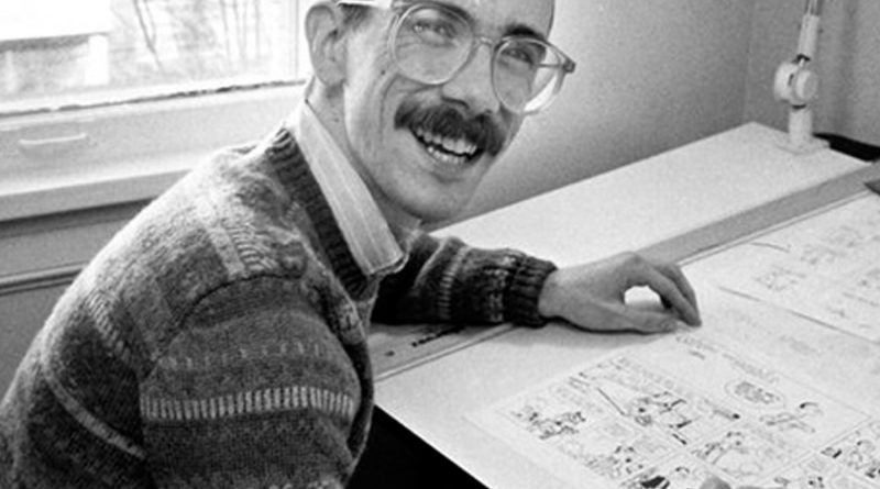 bill watterson 1 800x445 - Bill Watterson Biography - life Story, Career, Awards, Age, Height