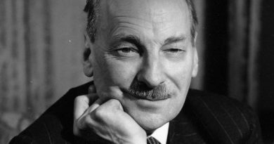 clement attlee 3 390x205 - Clement Attlee Biography - life Story, Career, Awards, Age, Height