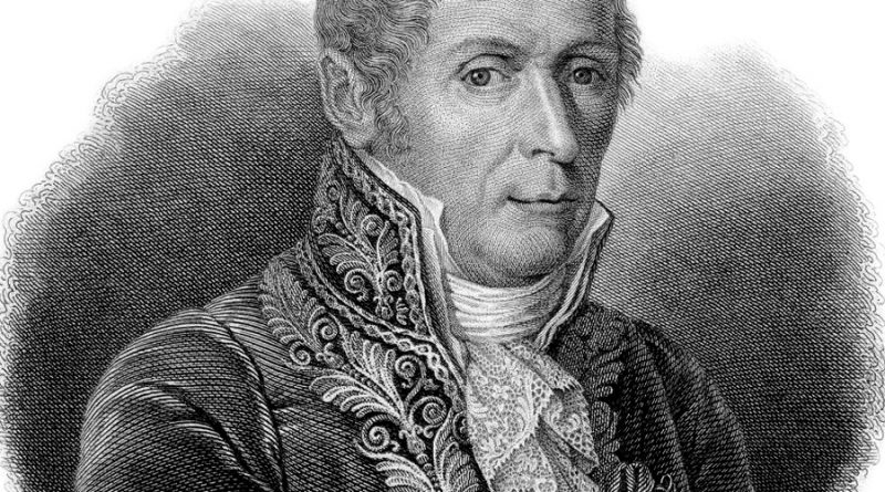 count alessandro volta 2 800x445 - Count Alessandro Volta Biography - life Story, Career, Awards, Age, Height