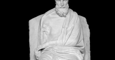 epicurus 2 390x205 - Epicurus Biography - life Story, Career, Awards, Age, Height