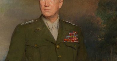 george patton 1 390x205 - George Patton Biography - life Story, Career, Awards, Age, Height