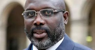 george weah 5 390x205 - George Weah Biography - life Story, Career, Awards, Age, Height