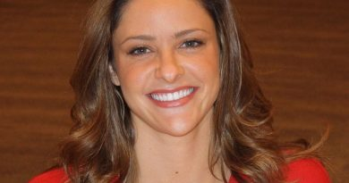 jill wagner 5 1 390x205 - Jill Wagner Biography - life Story, Career, Awards, Age, Height