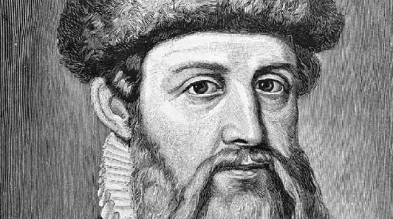 johannes gutenberg 1 800x445 - Johannes Gutenberg Biography - life Story, Career, Awards, Age, Height