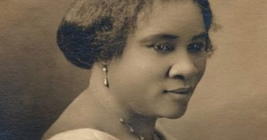 madam c j walker 1 390x205 - Madam C. J. Walker Biography - life Story, Career, Awards, Age, Height