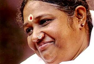 mata amritanandamayi 300x205 - Mata Amritanandamayi Biography - life Story, Career, Awards, Age, Height