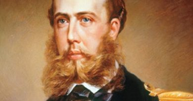 maximilian i of mexico 1 390x205 - Maximilian I of Mexico Biography - life Story, Career, Awards, Age, Height