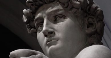 michelangelo 1 1 390x205 - Michelangelo Biography - life Story, Career, Awards, Age, Height
