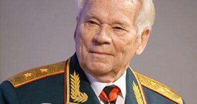 mikhail kalashnikov 2 390x205 - Mikhail Kalashnikov Biography - life Story, Career, Awards, Age, Height