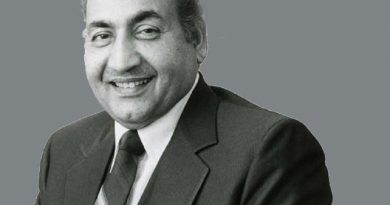 mohammed rafi 2 390x205 - Mohammed Rafi Biography - life Story, Career, Awards, Age, Height