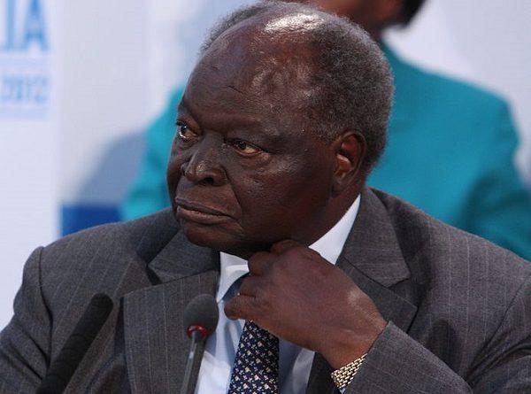 mwai kibaki 1 600x445 - Mwai Kibaki Biography - life Story, Career, Awards, Age, Height