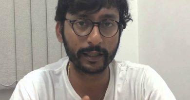rj balaji 1 1 390x205 - RJ Balaji Biography - life Story, Career, Awards, Age, Height