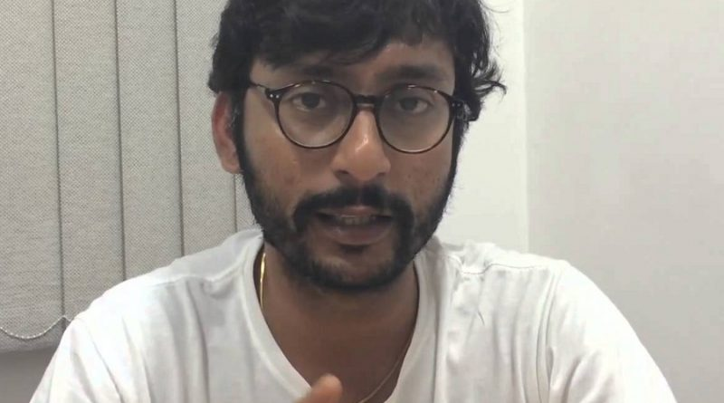 rj balaji 1 1 800x445 - RJ Balaji Biography - life Story, Career, Awards, Age, Height