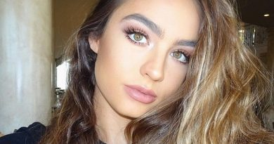 sommer ray 1 390x205 - Sommer Ray Biography - life Story, Career, Awards, Age, Height