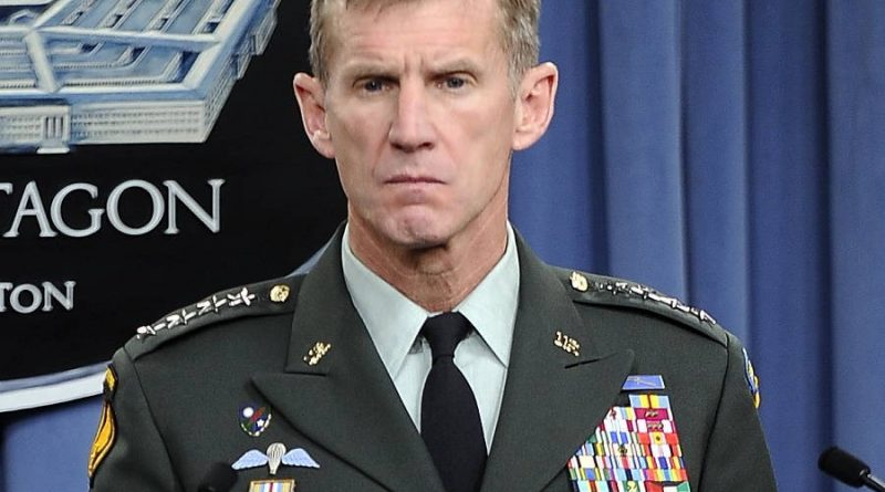 stanley a mcchrystal 1 2 800x445 - Stanley A McChrystal Biography - life Story, Career, Awards, Age, Height