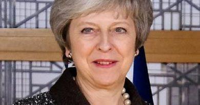 theresa may 5 390x205 - Theresa May Biography - life Story, Career, Awards, Age, Height