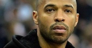 thierry henry 2 390x205 - Thierry Henry Biography - life Story, Career, Awards, Age, Height