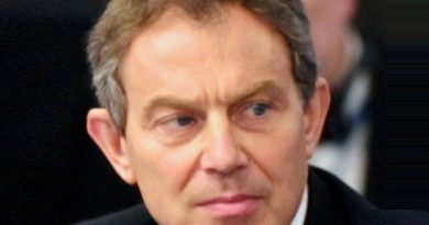 tony blair 18 390x205 - Tony Blair Biography - life Story, Career, Awards, Age, Height