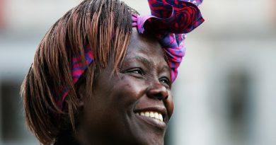 wangari maathai 3 390x205 - Wangari Maathai Biography - life Story, Career, Awards, Age, Height