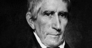 william henry harrison 5 390x205 - William Henry Harrison Biography - life Story, Career, Awards, Age, Height