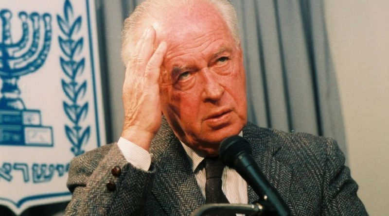 yitzhak rabin 11 800x445 - Yitzhak Rabin Biography - life Story, Career, Awards, Age, Height